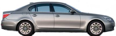 Présentation de la BMW Série 5 de 2008